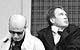 """Спектакль: <b><i>№13</i></b><br />Спектакль: <b><i>№13</i></b><br /><span class=""""normal"""">Тело мужское— Leonid Timtsunik<br />Джордж Пигден— Yevgeny Mironov<br />Управляющий— Sergey Belyaev<br /><i></i></span>"""