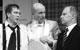 """Спектакль: <b><i>№13</i></b><br />Спектакль: <b><i>№13</i></b><br /><span class=""""normal"""">Джордж Пигден— Yevgeny Mironov<br />Тело мужское— Leonid Timtsunik<br />Ричард Уилли— Avangard Leontyev<br /><i></i></span>"""