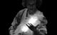 """Спектакль: <b><i>Конёк-Горбунок</i></b><br /><span class=""""normal"""">Иван— Аркадий Киселев<br />Простая девушка, Кобылица, Царь-девица— Ирина Пегова<br /><i>Аркадий Киселев,Ирина Пегова</i><br /><span class=""""small"""">© Олег Черноус</span></span>"""
