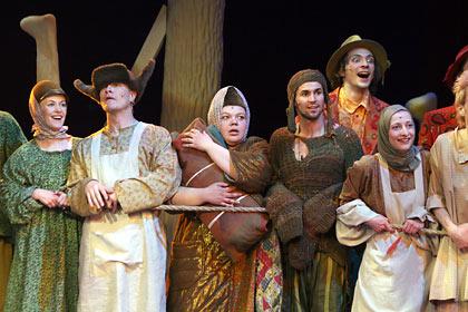 сочинение про поход в театр на сказку конк горбунок 3 класс