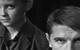 """Спектакль: <b><i>Лунное чудовище</i></b><br /><span class=""""normal"""">Винсент— Ярослав Леонов<br />Арам Томасян— Сергей Угрюмов<br /><i></i><br /><span class=""""small"""">© Лена Керн</span></span>"""