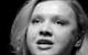 """Спектакль: <b><i>Мхатовские вечера. Давид Самойлов. Иосиф Бродский</i></b><br /><span class=""""normal"""">Марина Брусникина<br /><i>Вечер памяти Давида Самойлова</i><br /><span class=""""small"""">© Олег Черноус</span></span>"""