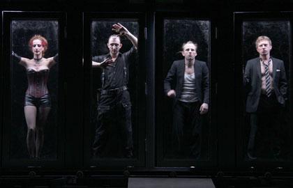 Ближайшая дата.  01 декабря - Театр им. Джигарханяна.