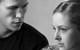 """Спектакль: <b><i>С любимыми нерасставайтесь</i></b><br /><span class=""""normal"""">Митя— Артём Быстров<br />Катя— Нина Гусева<br /><i></i><br /><span class=""""small"""">© Екатерина Цветкова</span></span>"""