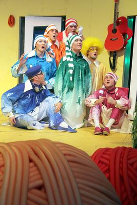 Спектакль белоснежка и семь гномов