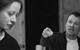 """Спектакль: <b><i>Cloture del'amour (Предел любви)</i></b><br /><span class=""""normal"""">актриса— Евгения Добровольская<br />актер— Андрей Кузичев<br /><i></i><br /><span class=""""small"""">© Екатерина Цветкова</span></span>"""