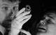 """Спектакль: <b><i>Преступление инаказание</i></b><br /><span class=""""normal"""">Свидригайлов— Евгений Дятлов<br />Разумихин— Виктор Хориняк<br />Катерина Ивановна— Ксения Лаврова-Глинка<br />Раскольников— Кирилл Плетнев<br /><i></i><br /><span class=""""small"""">© Екатерина Цветкова</span></span>"""