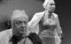 """Спектакль: <b><i>Несвоевременный визит</i></b><br /><span class=""""normal"""">Профессор Вертюдо— Андрей Давыдов<br />Медсестра— Римма Коростелева<br /><i></i><br /><span class=""""small"""">© Екатерина Цветкова</span></span>"""