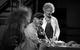 """Спектакль: <b><i>Прошлым летом вЧулимске</i></b><br /><span class=""""normal"""">Дергачёв— Михаил Хомяков<br />Хороших— Наталия Егорова<br /><i></i><br /><span class=""""small"""">© Олег Черноус</span></span>"""