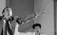"Спектакль: <b><i>Зойкина квартира</i></b><br /><span class=""normal"">Александр Тарасович Аметистов— Михаил Трухин<br />Херувим— Евгений Сангаджиев<br /><i></i><br /><span class=""small"">© Екатерина Цветкова</span></span>"