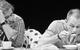 """Спектакль: <b><i>Налетела грусть, боль незваная, вот она, любовь окаянная</i></b><br /><span class=""""normal"""">Валерий— Павел Ильин<br />Виктор— Сергей Шнырев<br /><i></i><br /><span class=""""small"""">© Екатерина Цветкова</span></span>"""