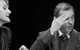 """<div class=""""normal"""">Ромэйн — Рената Литвинова<br />сэр Уилфрид — Сергей Чонишвили</div><div class=""""small it normal"""">Фото: Екатерина Цветкова</div>"""
