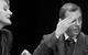 "Спектакль: <b><i>Свидетель обвинения</i></b><br /><span class=""normal"">Ромэйн— Рената Литвинова<br />сэр Уилфрид— Сергей Чонишвили<br /><i></i><br /><span class=""small"">© Екатерина Цветкова</span></span>"