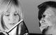 "Спектакль: <b><i>Идеальный муж. Комедия</i></b><br /><span class=""normal"">Миссия Чивли— Марина Зудина<br />Роберт Тернов, министр— Алексей Кравченко<br /><i></i><br /><span class=""small"">© Екатерина Цветкова</span></span>"
