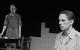 """Спектакль: <b><i>Семейные сцены</i></b><br /><span class=""""normal"""">Ирина Боженко— Яна Сексте<br />Николай Боженко— Алексей Шевченков<br /><i></i><br /><span class=""""small"""">© Екатерина Цветкова</span></span>"""