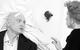 "Спектакль: <b><i>Зойкина квартира</i></b><br /><span class=""normal"">Павел Фёдорович Обольянинов— Алексей Девотченко<br />Зоя Денисовна Пельц— Лика Рулла<br /><i></i><br /><span class=""small"">© Екатерина Цветкова</span></span>"