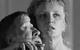 "Спектакль: <b><i>Зойкина квартира</i></b><br /><span class=""normal"">Борис Семёнович Гусь-Ремонтный— Алексей Кравченко<br />Мадам Иванова— Ольга Воронина<br /><i></i><br /><span class=""small"">© Екатерина Цветкова</span></span>"