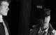 """Спектакль: <b><i>Преступление инаказание</i></b><br /><span class=""""normal"""">Раскольников— Виктор Хориняк<br />Разумихин— Максим Блинов<br />Порфирий— Фёдор Лавров<br /><i></i><br /><span class=""""small"""">© Екатерина Цветкова</span></span>"""