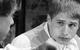 """Спектакль: <b><i>Преступление инаказание</i></b><br /><span class=""""normal"""">Разумихин— Максим Блинов<br />Раскольников— Виктор Хориняк<br /><i></i><br /><span class=""""small"""">© Екатерина Цветкова</span></span>"""