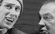 """Спектакль: <b><i>Трехгрошовая опера</i></b><br /><span class=""""normal"""">Филч / Смит— Сергей Медведев<br />Джонатан Пичем— Сергей Сосновский<br /><i></i><br /><span class=""""small"""">© Екатерина Цветкова</span></span>"""