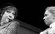 """Спектакль: <b><i>Лес</i></b><br /><span class=""""normal"""">Гурмыжская— Наталья Тенякова<br />Аксюша— Ксения Теплова<br /><i></i><br /><span class=""""small"""">© Екатерина Цветкова</span></span>"""