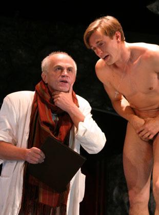 голые актеры театра модерн фото