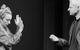 "Спектакль: <b><i>Дон Жуан, или Каменный гость (проект «Французский театр. Комедии»)</i></b><br /><span class=""normal"">Эльвира— Ольга Воронина<br />Дон Жуан— Эдуард Чекмазов<br /><i></i><br /><span class=""small"">© Екатерина Цветкова</span></span>"