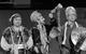 "<div class=""normal"">Фарлаф &mdash; Андрей Казаков<br />Ратмир &mdash; Фёдор Малышев<br />Рогдай &mdash; Владимир Свирский<br />Руслан &mdash; Игорь Войнаровский</div><div class=""small it normal"">Фото: Лариса Герасимчук</div>"