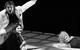 "Спектакль: <b><i>Пьяные</i></b><br /><span class=""normal"">Лоуренс— Максим Матвеев<br />Лаура— Яна Гладких<br />Магда— Мария Карпова<br /><i></i><br /><span class=""small"">© Екатерина Цветкова</span></span>"