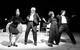 """Спектакль: <b><i>Пьяные</i></b><br /><span class=""""normal"""">Лора— Светлана Иванова-Сергеева<br />Густав— Дмитрий Брусникин<br />Линда— Янина Колесниченко<br />Карл— Игорь Золотовицкий<br /><i></i><br /><span class=""""small"""">© Екатерина Цветкова</span></span>"""