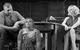 "Спектакль: <b><i>Трамвай «Желание»</i></b><br /><span class=""normal"">Стэнли Ковальский— Михаил Пореченков<br />Стелла— Ирина Пегова<br />Бланш Дюбуа— Марина Зудина<br /><i></i><br /><span class=""small"">© Екатерина Цветкова</span></span>"