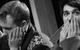 """Спектакль: <b><i>19.14</i></b><br /><span class=""""normal"""">Ганс— Павел Ворожцов<br />Конферансье— Артём Волобуев<br />Ковальски— Руслан Братов<br /><i></i><br /><span class=""""small"""">© Екатерина Цветкова</span></span>"""