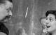"""Спектакль: <b><i>Лес</i></b><br /><span class=""""normal"""">Несчастливцев— Дмитрий Назаров<br />Буланов— Александр Молочников<br /><i></i><br /><span class=""""small"""">© Екатерина Цветкова</span></span>"""