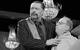 "Спектакль: <b><i>Лес</i></b><br /><span class=""normal"">Несчастливцев— Дмитрий Назаров<br />Счастливцев— Авангард Леонтьев<br /><i></i><br /><span class=""small"">© Екатерина Цветкова</span></span>"