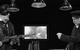 "Спектакль: <b><i>Военные туристы</i></b><br /><span class=""normal"">Адмирал Чёрный Чарли— Вячеслав Жолобов<br />Адъютант— Виктор Кулюxин<br /><i></i><br /><span class=""small"">© Екатерина Цветкова</span></span>"