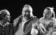 "Спектакль: <b><i>The Old-world Landowners</i></b><br /><span class=""normal"">Комнатный мальчик— Artem Panchyk<br />Пульхерия Ивановна— Yanina Kolesnichenko<br />Афанасий Иванович— Alexander Semchev<br />Девка— Nadezhda Zharycheva<br />Девка— Olga Litvinova<br />Явдоха— Julia Polynskaya<br />Девка— Julia Sharikova<br /><i></i><br /><span class=""small"">© Ekaterina Tsvetkova</span></span>"