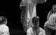 "Спектакль: <b><i>The Old-world Landowners</i></b><br /><span class=""normal"">Девка— Mariya Sokova<br />Комнатный мальчик— Artem Panchyk<br />Явдоха— Julia Polynskaya<br />Афанасий Иванович— Alexander Semchev<br />Девка— Julia Sharikova<br /><i></i><br /><span class=""small"">© Ekaterina Tsvetkova</span></span>"