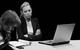"""Спектакль: <b><i>Кликни здесь</i></b><br /><span class=""""normal"""">Хавиер, Педро— Григорий Трапезников<br />Тереза, Нурия— Ксения Теплова<br /><i></i><br /><span class=""""small"""">© Екатерина Цветкова</span></span>"""