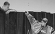 """Спектакль: <b><i>Деревня дураков</i></b><br /><span class=""""normal"""">Мальчишки-пятиклассники— Алексей Варущенко<br />Мальчишки-пятиклассники— Алексей Кирсанов<br />Мальчишки-пятиклассники— Артём Волобуев<br />Вова— Игорь Хрипунов<br /><i></i><br /><span class=""""small"""">© Екатерина Цветкова</span></span>"""