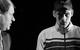 "Спектакль: <b><i>Бумеранг</i></b><br /><span class=""normal"">Альваро— Олег Тополянский<br />Даниэль— Антон Риваль<br /><i></i><br /><span class=""small"">© Екатерина Цветкова</span></span>"