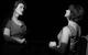 """Спектакль: <b><i>Бумеранг</i></b><br /><span class=""""normal"""">Рут— Светлана Колпакова<br />Вирджиния, Катя Волкова— Анна Банщикова<br /><i></i><br /><span class=""""small"""">© Екатерина Цветкова</span></span>"""