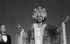 "Спектакль: <b><i>Zoya's Apartment</i></b><br /><span class=""normal"">Зоя Денисовна Пельц— Lika Rulla<br />Александр Тарасович Аметистов— Mikhail Trukhin<br /><i></i><br /><span class=""small"">© Ekaterina Tsvetkova</span></span>"