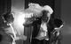 "Спектакль: <b><i>Зойкина квартира</i></b><br /><span class=""normal"">Павел Фёдорович Обольянинов— Фёдор Лавров<br />Манюшка— Ольга Добрина<br /><i></i><br /><span class=""small"">© Екатерина Цветкова</span></span>"
