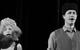 "Спектакль: <b><i>Мефисто</i></b><br /><span class=""normal"">Ангелика— Софья Райзман<br />Отто Ульрихс— Артём Быстров<br /><i></i><br /><span class=""small"">© Екатерина Цветкова</span></span>"