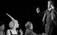 """Спектакль: <b><i>Mephisto</i></b><br /><span class=""""normal"""">Хендрик Хефген— Alexey Kravchenko<br />Миклас— Andrey Burkovsky<br />Ангелика— Sofiya Raizman<br />Отто Ульрихс— Artem Bystrov<br /><i></i><br /><span class=""""small"""">© Ekaterina Tsvetkova</span></span>"""