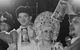 "Спектакль: <b><i>Мефисто</i></b><br /><span class=""normal"">Бёк— Михаил Рахлин<br />Миклас— Андрей Бурковский<br />Моц— Надежда Борисова<br />Кроге— Александр Усов<br /><i></i><br /><span class=""small"">© Екатерина Цветкова</span></span>"