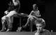 """Спектакль: <b><i>Телефон доверия</i></b><br /><span class=""""normal"""">Алиса— Ольга Воронина<br />Артём— Дмитрий Власкин<br />Жанна— Юлия Ковалёва<br /><i></i><br /><span class=""""small"""">© Екатерина Цветкова</span></span>"""