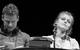 """Спектакль: <b><i>Телефон доверия</i></b><br /><span class=""""normal"""">Артём— Дмитрий Власкин<br />Жанна— Юлия Ковалёва<br /><i></i><br /><span class=""""small"""">© Екатерина Цветкова</span></span>"""