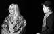 """Спектакль: <b><i>Мушкетёры. Сага. Часть первая</i></b><br /><span class=""""normal"""">Королева— Ирина Мирошниченко<br />Бекингем— Павел Табаков<br /><i></i><br /><span class=""""small"""">© Екатерина Цветкова</span></span>"""