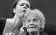 "Спектакль: <b><i>Truth IsGood But Happiness IsBetter</i></b><br /><span class=""normal"">Пелагея Григорьевна Зыбкина— Ksenia Lavrova-Glinka<br />Филицата— Alla Pokrovskaya<br /><i></i><br /><span class=""small"">© Ekaterina Tsvetkova</span></span>"